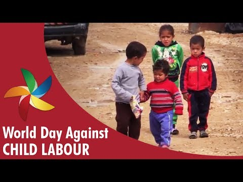 World Day against Child Labour: In conflicts and disasters, protect children from child labour