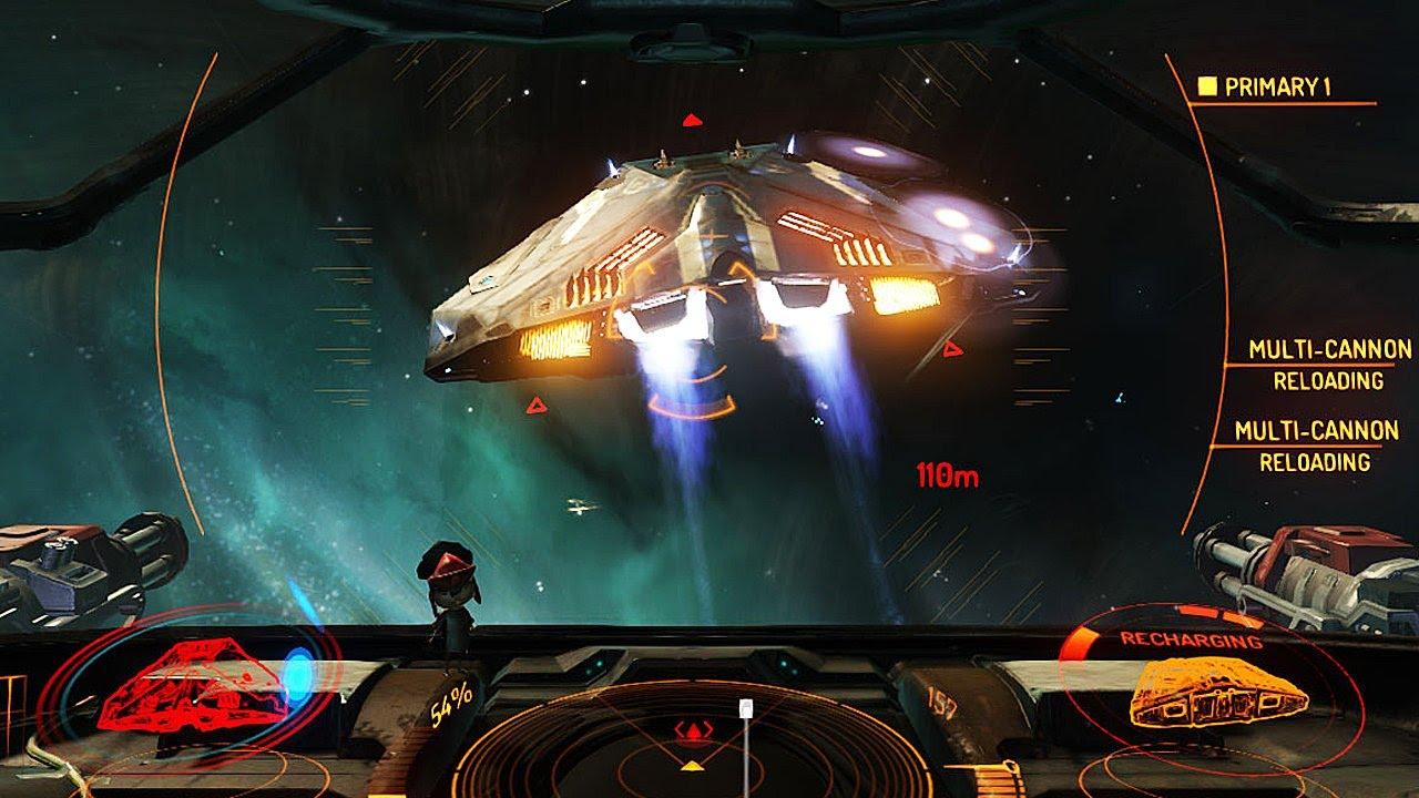 Elite: Dangerous - Test / Review zu David Brabens Weltraum-Spiel