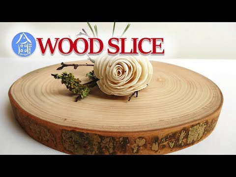 💗 Wood Slice Crafts That Will Add Charm to Your home – Ideas Using Wooden Slices