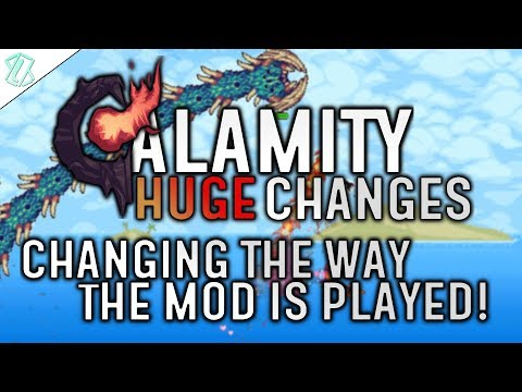 HUGE changes in the next calamity update - changing the way