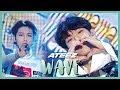 HOT  ATEEZ - WAVE, 에이티즈 - WAVE  Show core 20190629