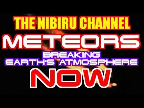 🔴 METEORS 🔴 BREAKING EARTH