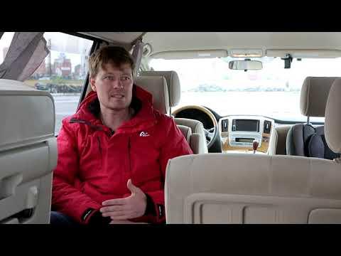 Как он купил Тойоту Альфард в Армении - Toyota Alphard 2005 года.