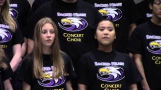 "Sacred Heart High School Choir ""I Gave My Love A Cherry"""