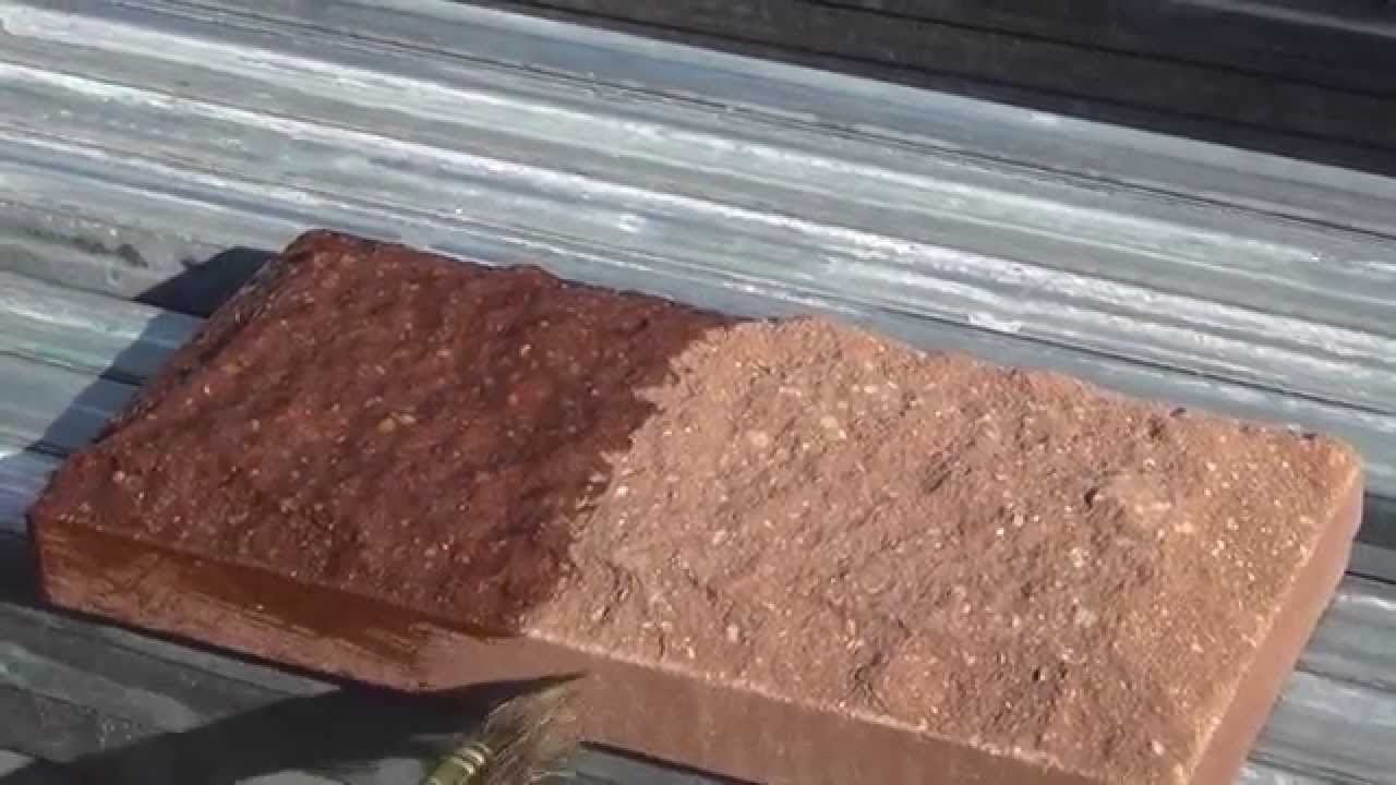 Лак для камня Карамель ЕС-14 - облицовочный кирпич
