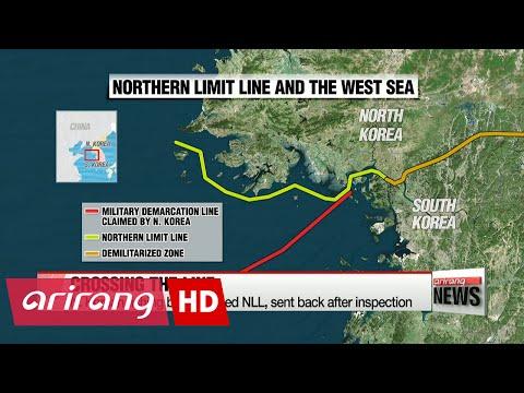 N. Korean fishing boat violates defacto maritime border