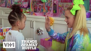 JoJo Siwa Throws Heiress a Birthday Party | T.I. & Tiny: Friends & Family Hustle