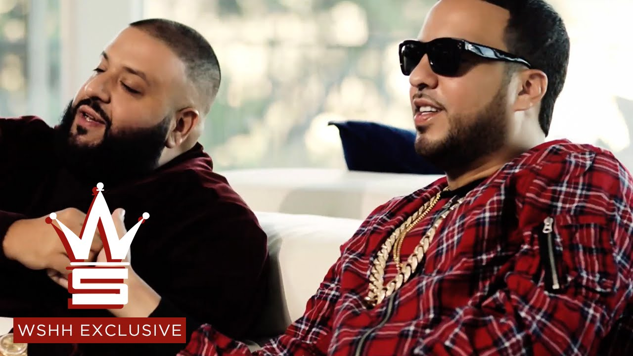 DJ Khaled Interviews French Montana For We The Best Radio