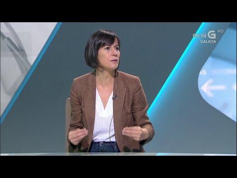 """Ana Pontón na TVG: ·""""Preocúpanos o inicio de curso. Preocúpanos a improvisación da Xunta."""""""