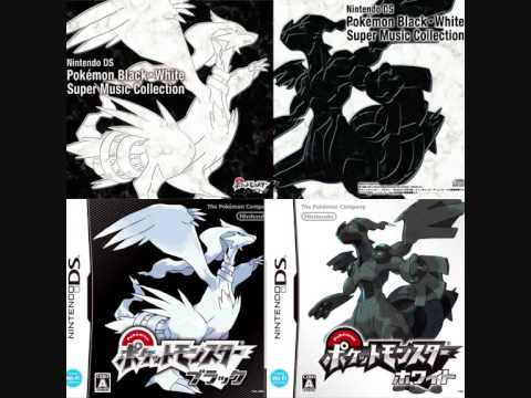 Game Sync - Pokémon Black/White