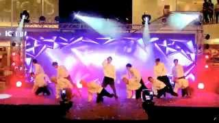 140531 Millenium Boy cover EXO - Growl + Overdose @Esplanade Cover Dance (Final)