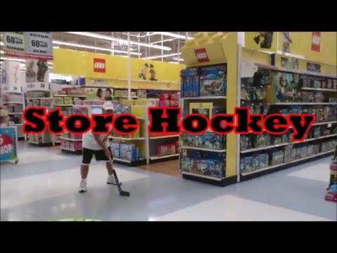 Toys-R-Us - Store Hockey