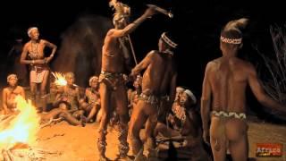 Танец транса и призыв древнейших духов