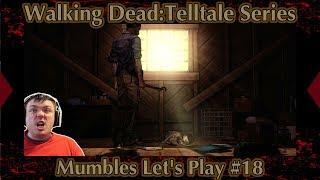 Telltale The Walking Dead Season 1 - The Feelings! - Mumbles Let