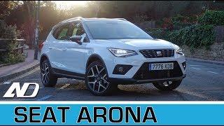 Seat Arona en vivo desde Barcelona - Primer vistazo