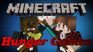 LOCKED INSIDE Minecraft Hunger Games w/ Mitch Game #103 CHRISTMAS IN A HOLE 2!