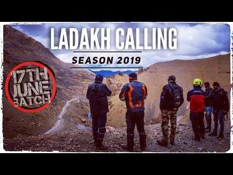 LADAKH CALLING | SEASON 2019