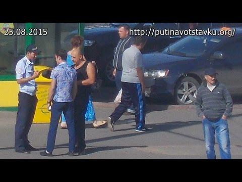 Видео: Полицейские избили отца на глазах у ребенка в г. Кемерово