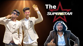 The Superstars || Gujrati Comedy Video - Kaminey Frendzz