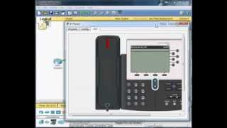 Tutorial VoIP - CISCO Packet Tracer