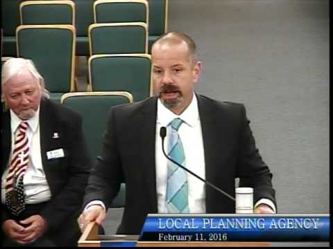 City of Bonita Springs, Local Planning Agency meeting, February 11th, 2016 - Part 3