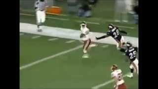 Dante Hall breaking all sorts of Bronco ankles