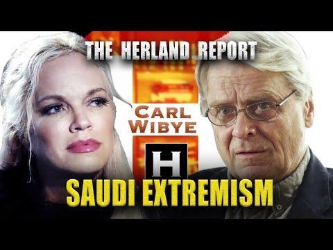 Saudi and Wahhabi Extremism - Ambassador Carl S. Wibye, Herland Report TV (HTV)