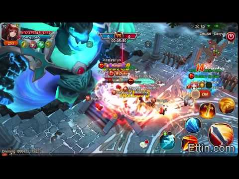 Sword Of Chaos, Despair Canyon Speed Runs And Some PVP Fun With Guild Mates! By Ettin Gaming. SoC DC