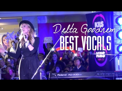 Delta Goodrem - Best Live Vocals (2015 - 2016)