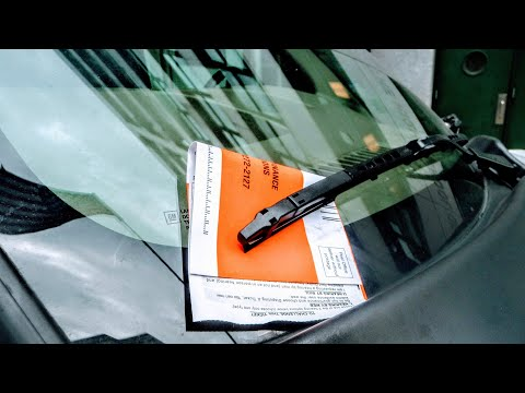 Parking Tickets: How They REALLY Work