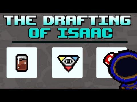 THE DRAFTING OF ISAAC!