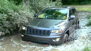 OFFROAD 2017 Jeep Grand Cherokee Trailhawk