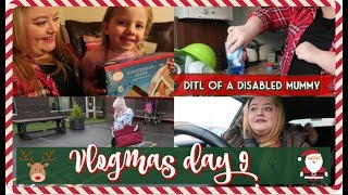 RAW DAY IN THE LIFE OF A DISABLED MUMMY/MOMMY || SPEED CLEAN || VLOGMAS DAY 9, My Happy Ever After