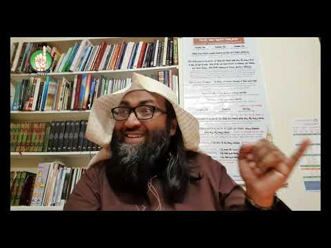 Establishment of the Evidences of At-Tawheed [Part Eight] by Ustadh Rashed Al-Madani