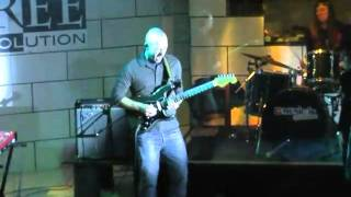 Cjmbaljna Blues Band  - Talk To Your Daughter  -  live @Free Revolution