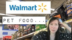 Is Walmart Pet Food Any Good?! | Pet Nutrition