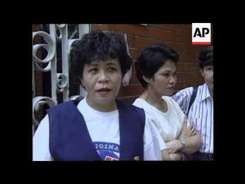 TAIWAN: FILIPINOS WORKING IN TAIWAN STILL FEEL SAFE