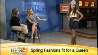 San Diego Living - Fashions Fit for a Queen