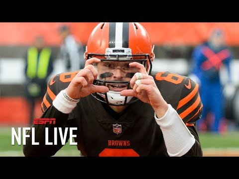 Week-by-week Predictions For The Browns' 2019 Season | NFL Live