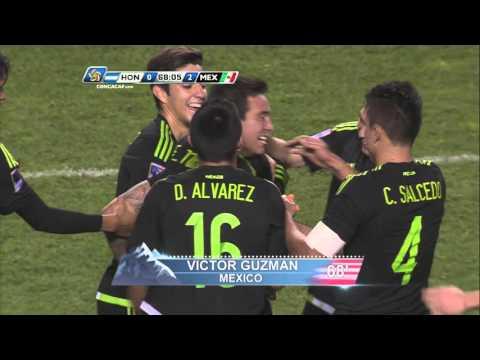 Honduras vs Mexico Highlights