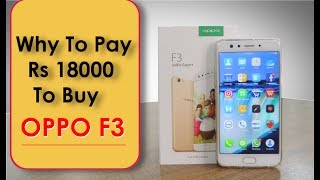 OPPO F3 Review | Camera | Performance | Gaming | Pros & Cons