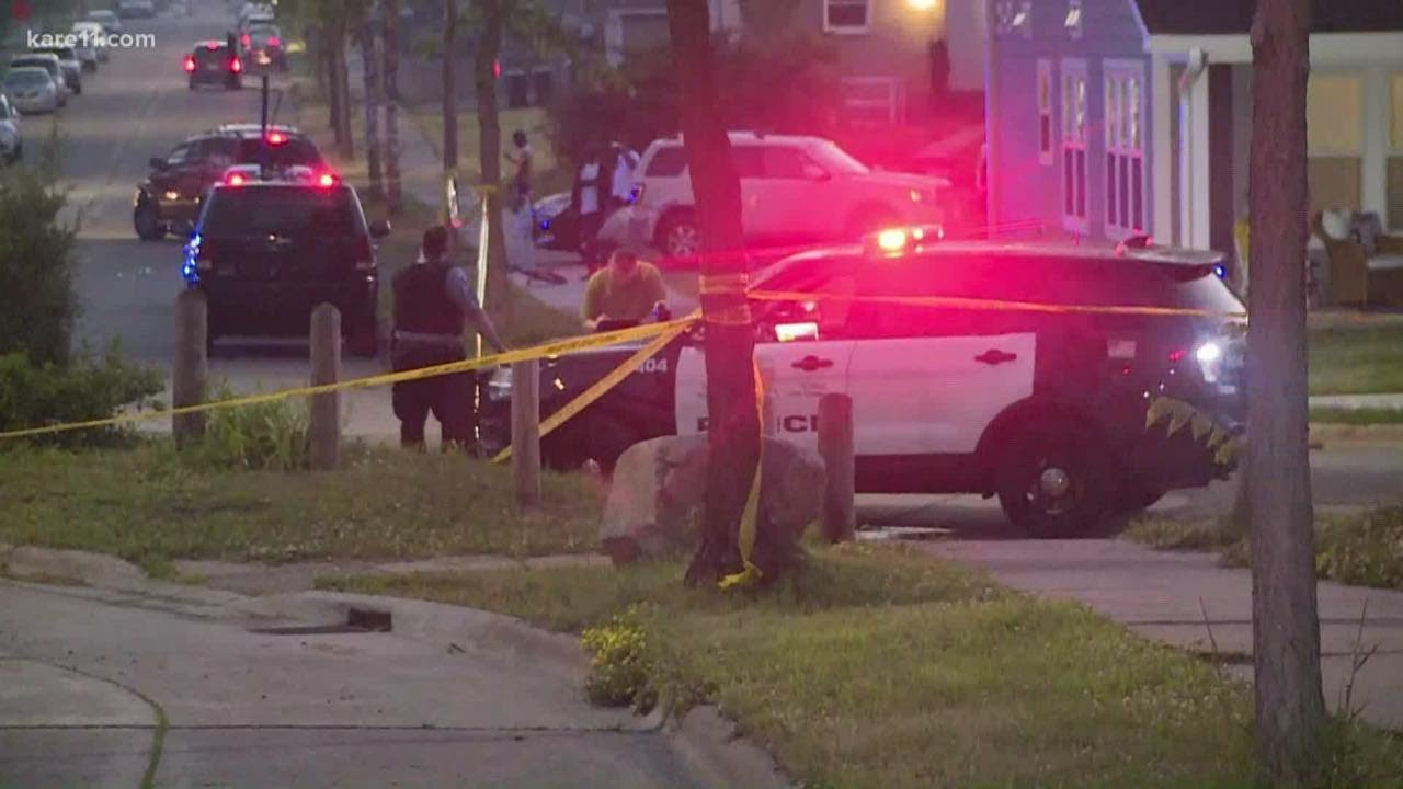 17-year-old killed in shooting in north Minneapolis