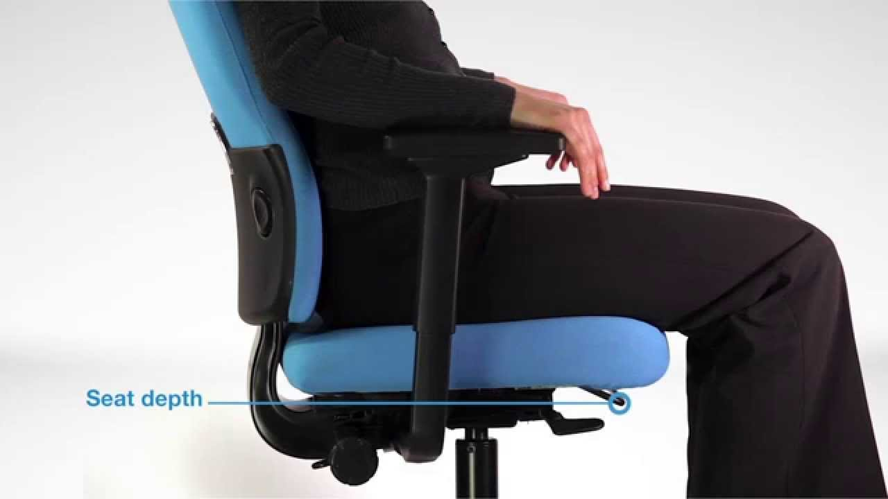 Let's Be Chair Adjustability Guide - Steelcase