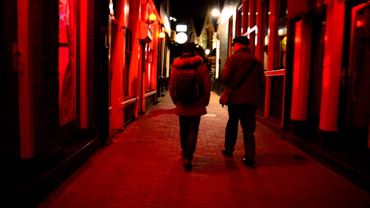 Amsterdam Red Light District, Netherlands, Holland - YouTube