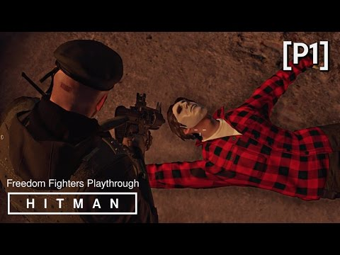HITMAN 6 (2016) · Mission: 'Freedom Fighters' Gameplay Walkthrough | Episode 5: Colorado