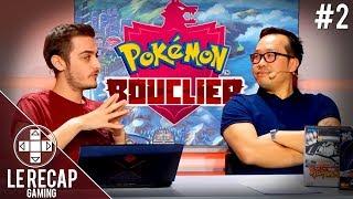 Le futur du JV, les jeux NEOGEO, Pokémon Direct (ft Julien Chièze, Maxime Chao) - Le Récap Gaming #2