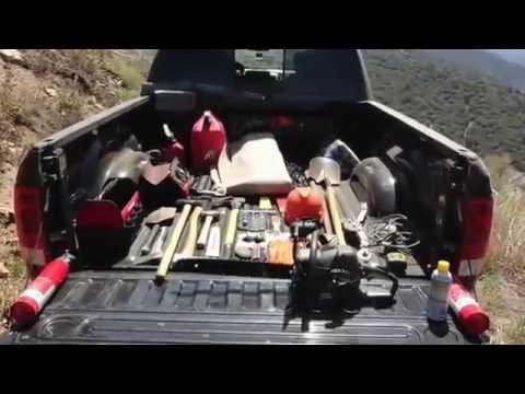 Big Bear Firewood 2014 Trip #1