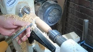 Woodturning Pizza Tool Handles