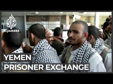 Yemen gov't, Houthis agree to exchange over 1,000 prisoners