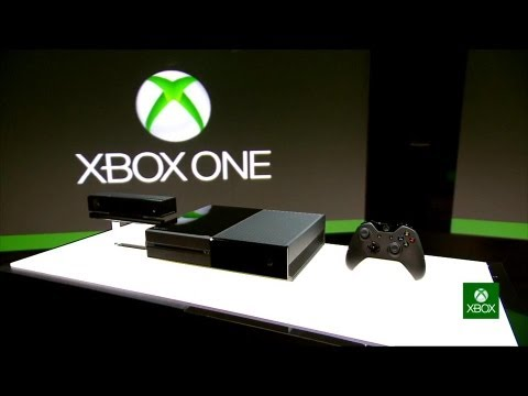 Xbox One Revealed [Full Press Conference] - YouTube